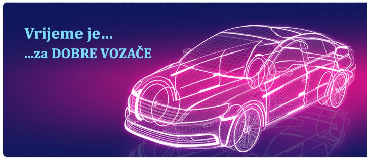 Novi cjenik obveznog osiguranja od automobilske odgovornosti
